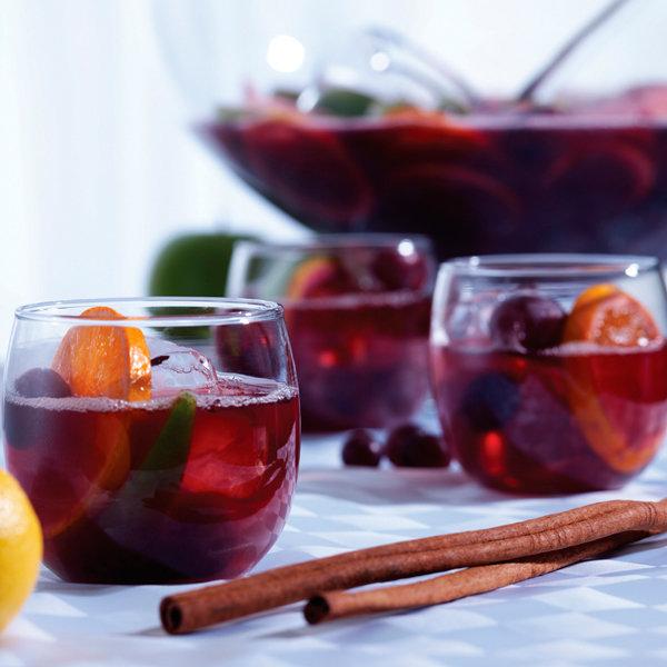 Cocktail Sangria, nhahangphap.com