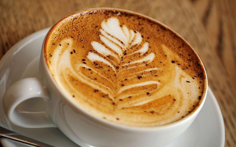 Cà phê cappuccino, nhahangphap.com
