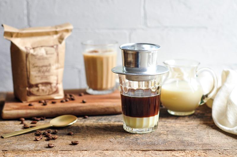 Cà phê sữa Việt Nam, nhahangphap.com