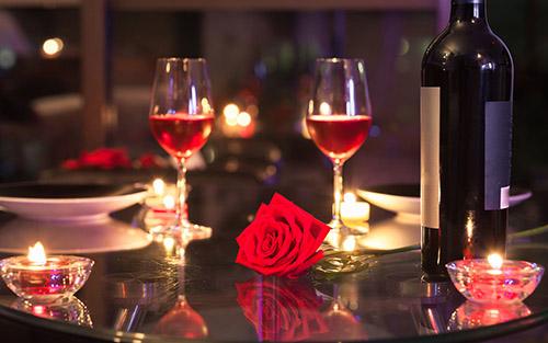 Nhà hàng lãng mạn cho cặp đôi 01, nhahangphap.com