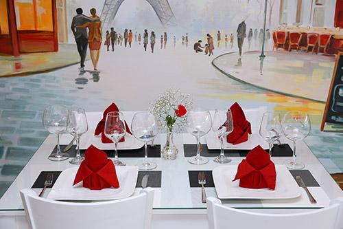 Nhà hàng Pháp Restaurant à Paris 2, nhahangphap.com