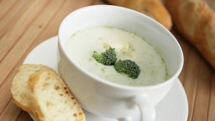 súp yến mạch, nhahangphap.com